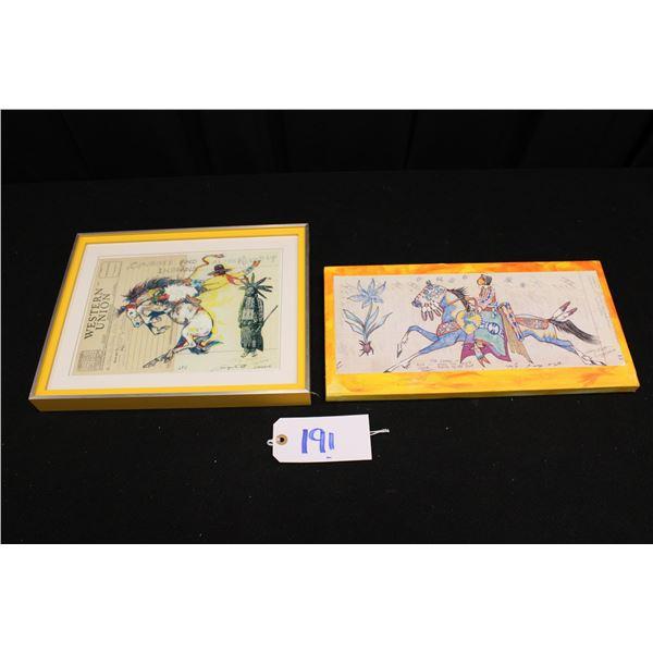 George Flett Signed Prints