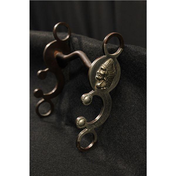 Pierce Silver Mounted Bit;
