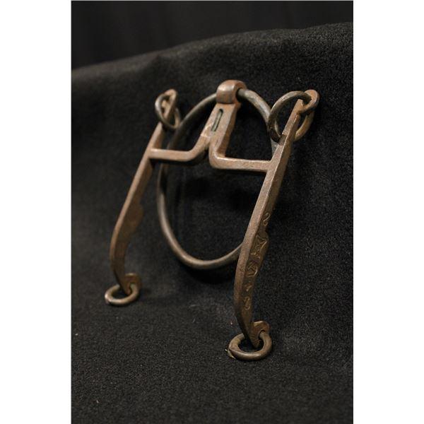 Moorish/Arabian style ring bit