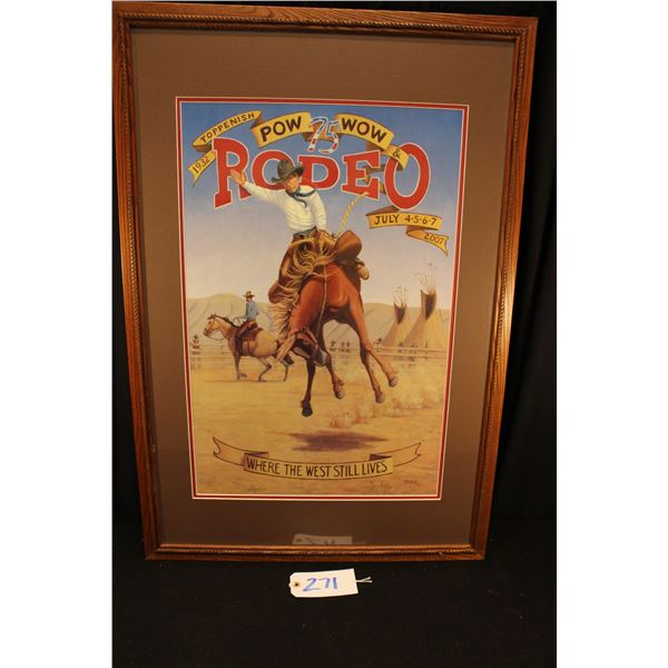 Toppenisch Pow Wow Rodeo