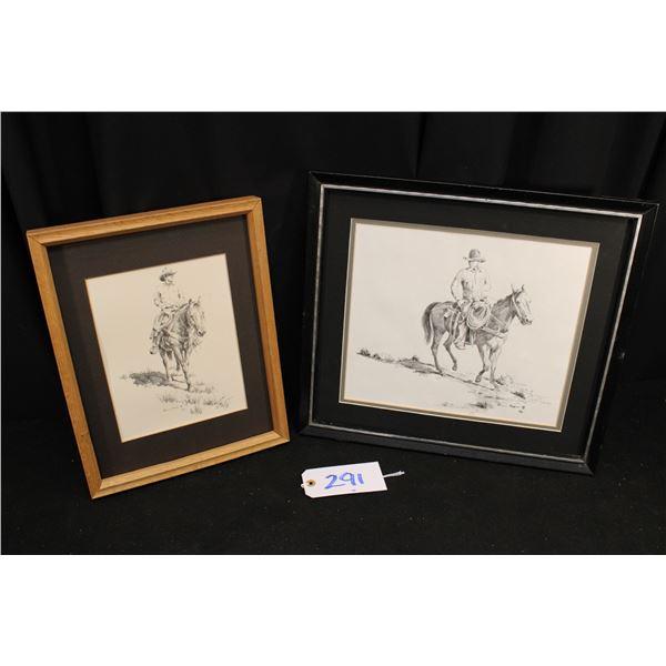 Bill Neal Pencil Drawings