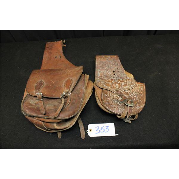 Vintage Saddle Bags