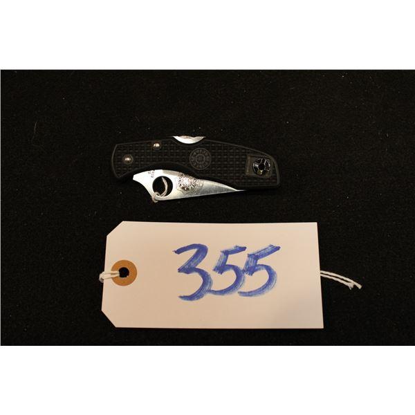 Spyder Co. Denver Police Pocket Knife