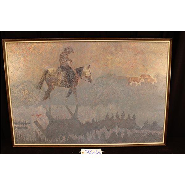 K.C. Snider Painting