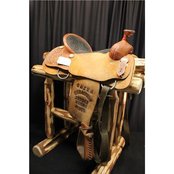 Todd Sloan Saddlery Saddle