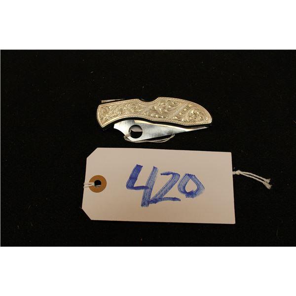 Spyder Co. Pocket Knife
