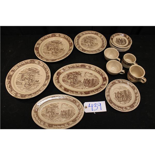 Tepco Western Traveler Dishes