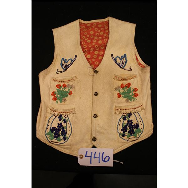 First Nations Vest