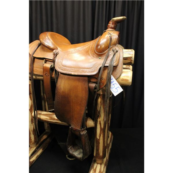 Hamley Saddle