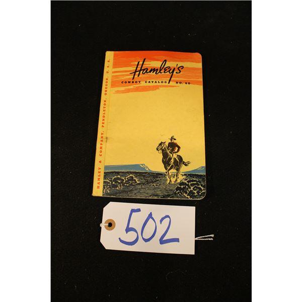 Hamley and Co catalog #40