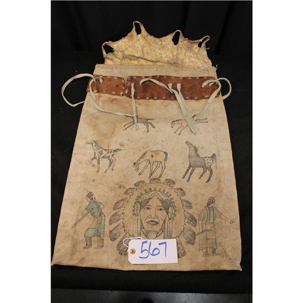 Canvas Root Bag