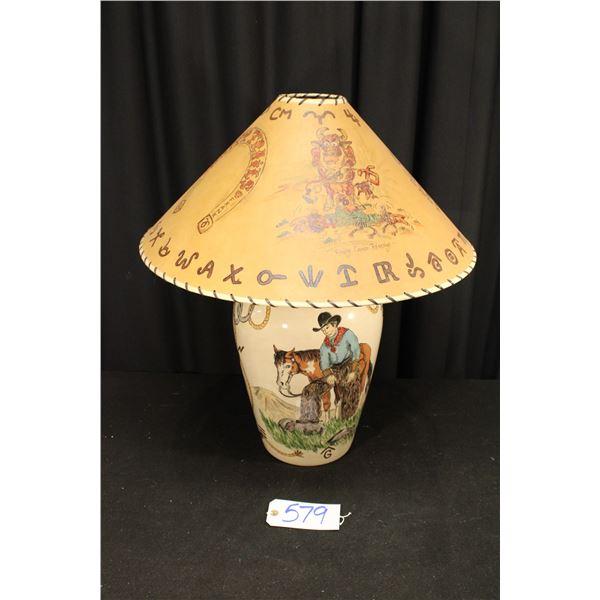 Kay Gary Table Lamp