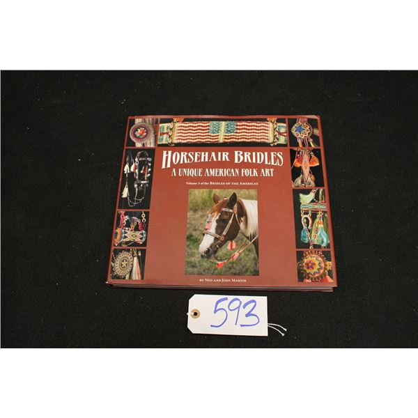 Horsehair Bridles: A Unique American Folk Art