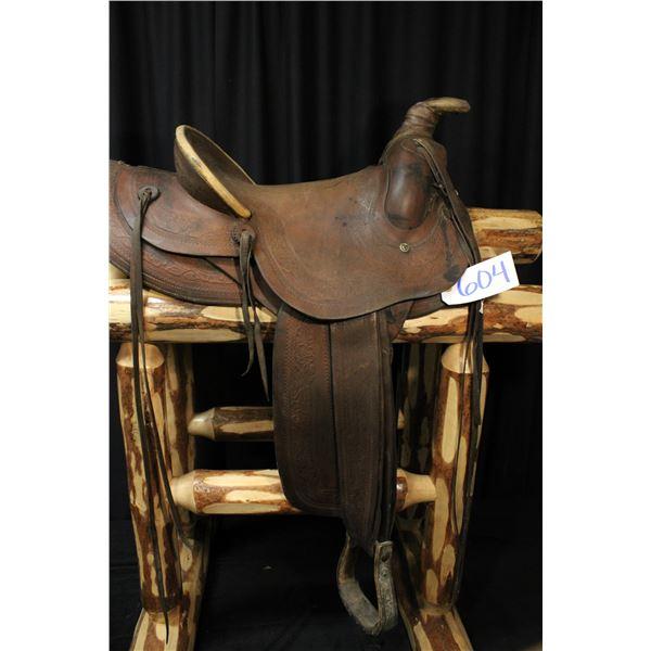 HL Kuch & Bonny Saddle