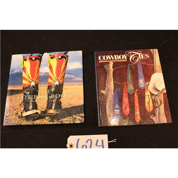 Cowboy Clothing Books