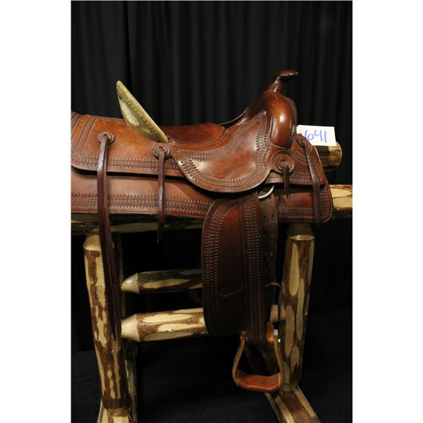 Furguson Santa Fe Style Saddle