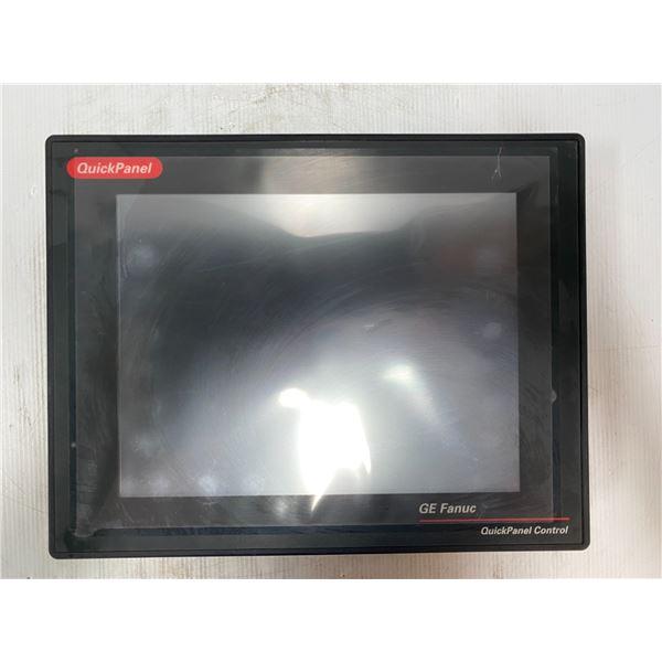 Fanuc IC754CSL12CTD-FD QuickPanel Control Panel Model ES1222