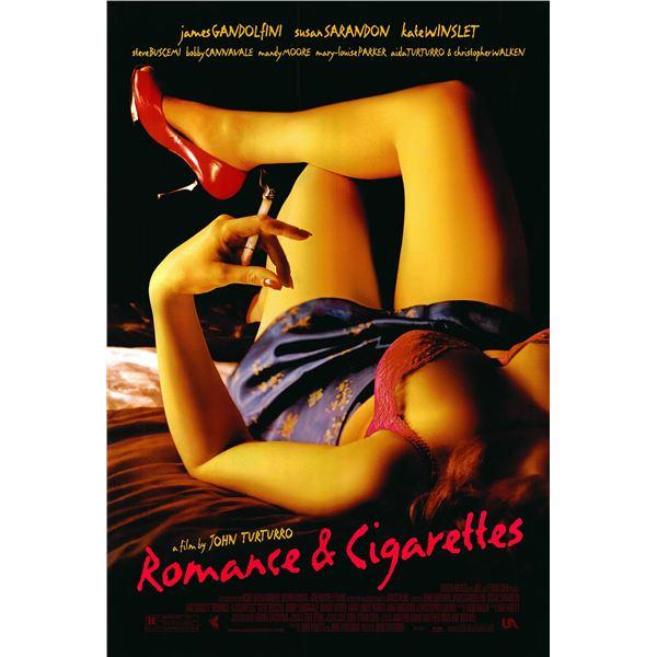 Romance & Cigarettes 2005 original one sheet movie poster
