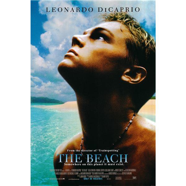 The Beach 2000 original movie poster