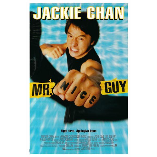 Mr. Nice Guy 1998 original one sheet movie poster