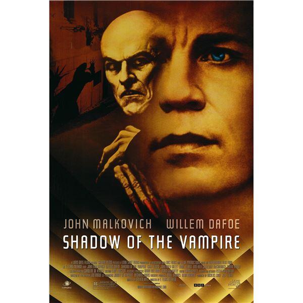 Shadow of the Vampire 2000 original one sheet movie poster