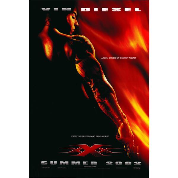 XXX 2002 original movie poster