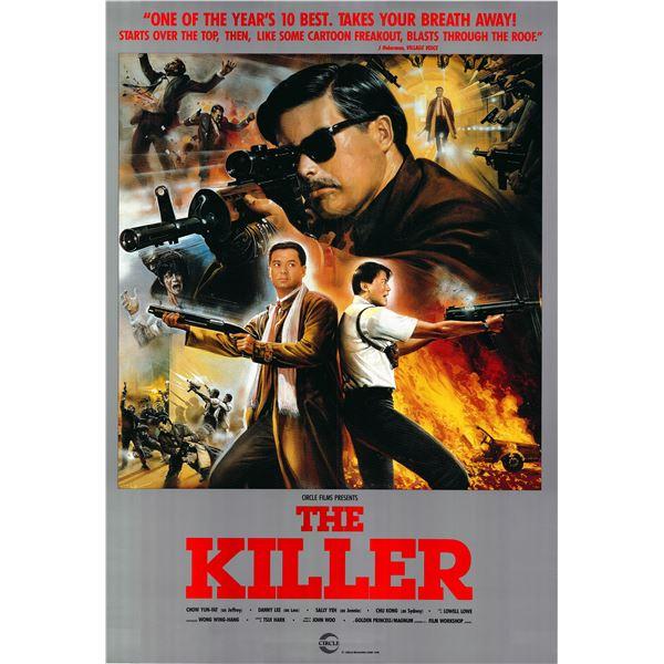 The Killer 1996 original movie poster