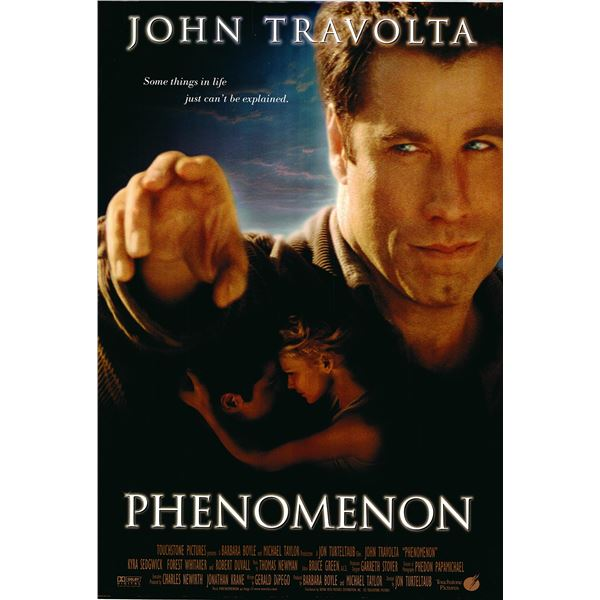 Phenomenon 1996 original one sheet poster