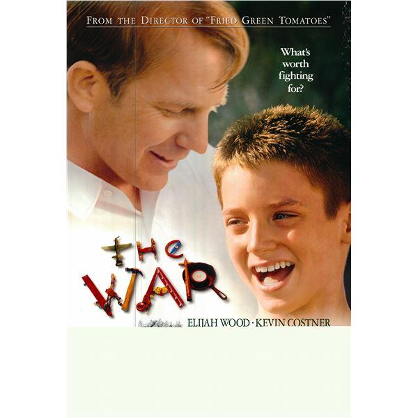 The War 1994 original one sheet poster