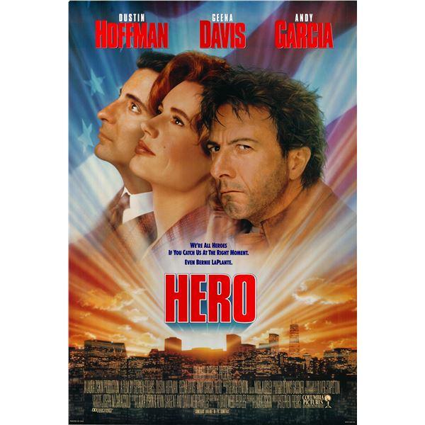 Hero 1992 original movie poster