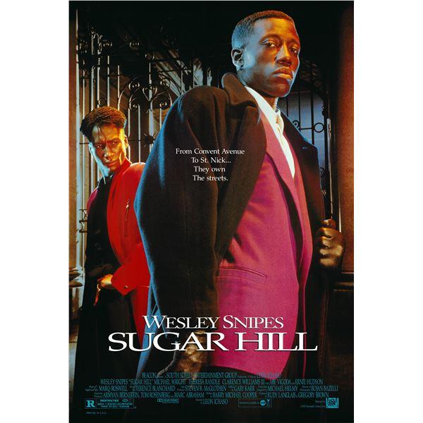 Sugar Hill 1994 original movie poster