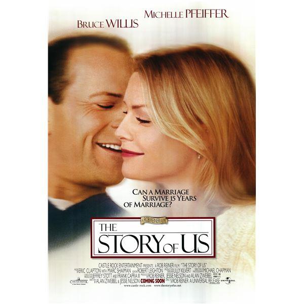 The Story of Us 1999 original vintage movie poster