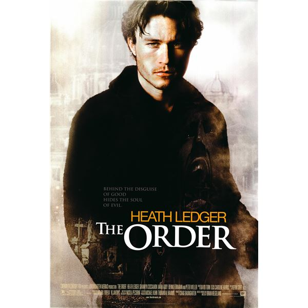 The Order 2003 original movie poster