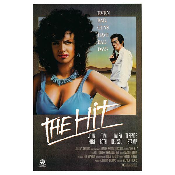 The Hit 1984 original vintage one sheet movie poster