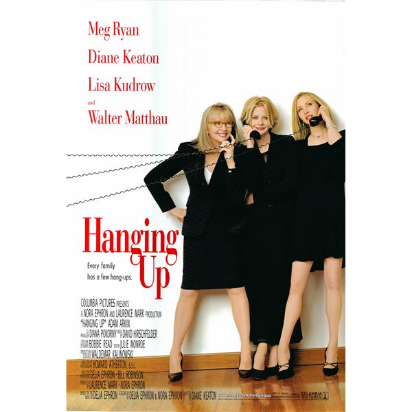 Hanging Up 1999 original movie poster