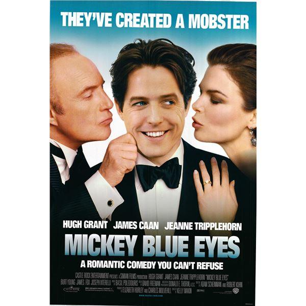 Mickey Blue Eyes 1999 original one sheet movie poster