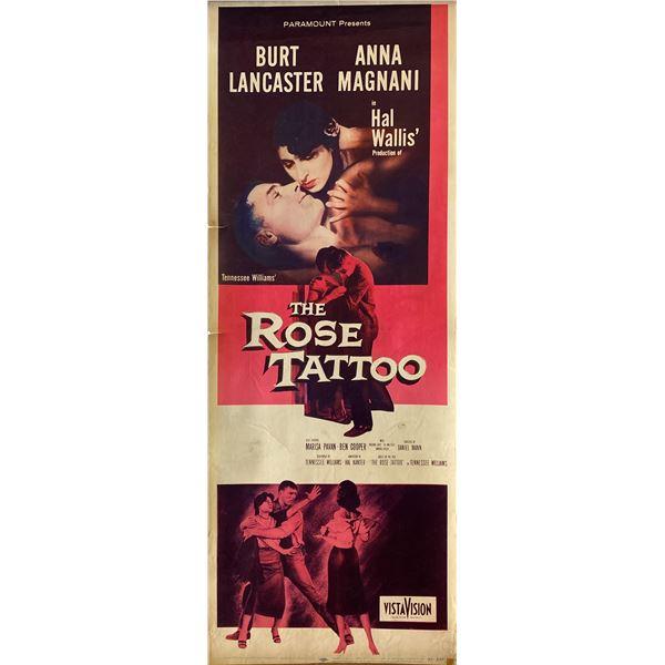 The Rose Tattoo 1955 original vintage insert card