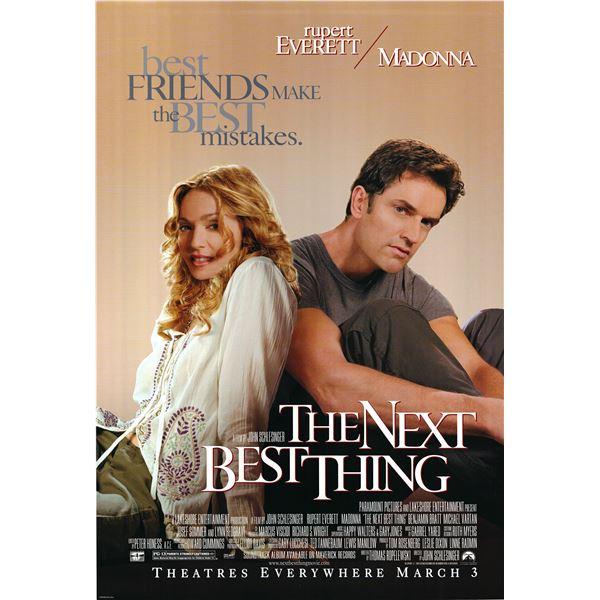 The Next Best Thing 2000 original vintage movie poster