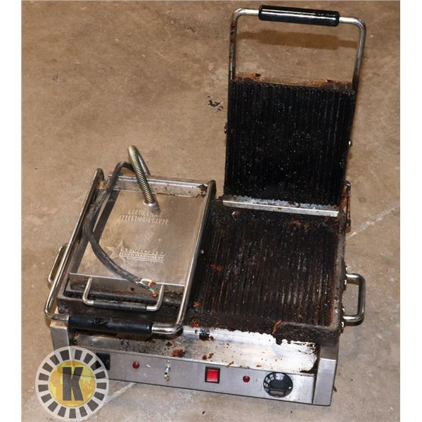 OMCAN FOOD MACHINERY GRILLING MACHINE