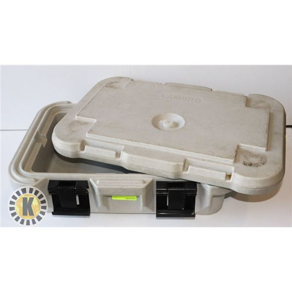 CAMBRO UPCS140 INSULATED FULL PAN FOOD CARRIER