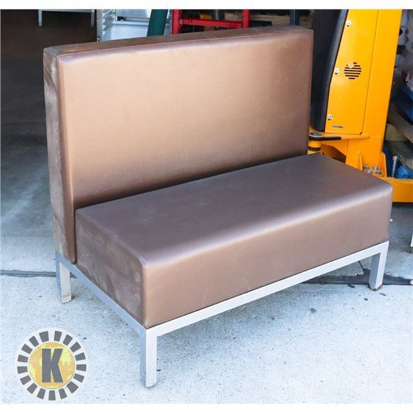 """BENCH STYLE SEATING 42"""" BY 36"""""""