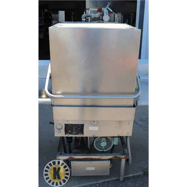 BLAKESLEE COMMERCIAL DISH WASHER WITH EXTRA MOTOR