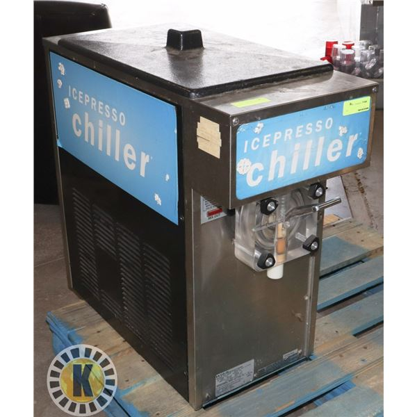 ICE CAP MACHINE (ICEPRESSO CHILLER- 3311)