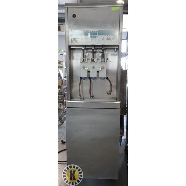 TAYLOR 3-FLAVOUR ICE CREAM MACHINE MODEL5454-27