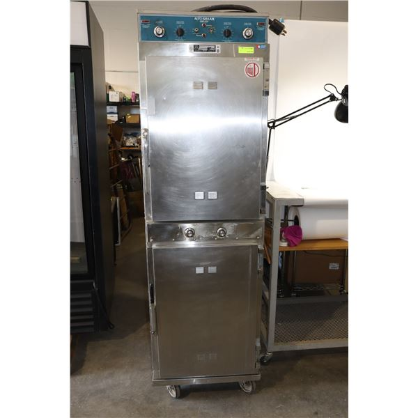 ALTO-SHAAM DOUBLE COOK AND HOLD OVEN