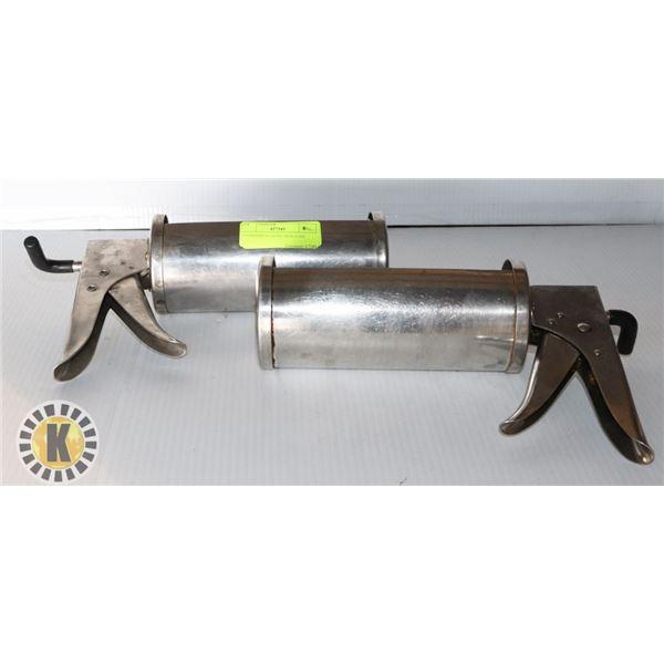 2 CONDIMENT GUNS 582N-21302