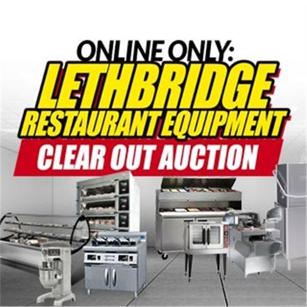 NO FREE TRANSPORT TO EDMONTON FOR THIS AUCTION