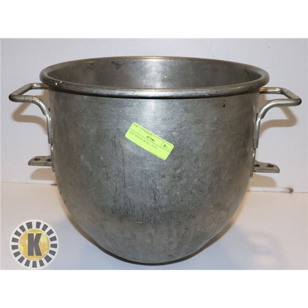 30QT MIXING BOWL- AS IS