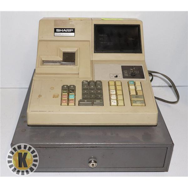 ELECTRONIC CASH REGISTER ER 2381