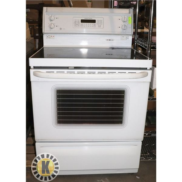 GE SELF CLEANING OVEN